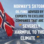 #Norway produces 100%+ of its own energy from renewables. So why keep financing fossil fuels elsewhere? #DivestNorway http://t.co/JdieifCAMY