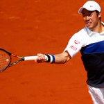 .@keinishikori passes test against @BellucciOficial at @rolandgarros. http://t.co/1ZzpHZRdls #atp #tennis http://t.co/pi5Hjcxbg5