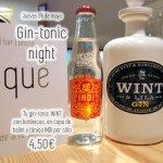 Wint & Lila + Indi: un gin-tonic refrescante y cítrico para el verano. ¡Pruébala este jueves! http://t.co/bRBuN72ysy http://t.co/HL0XkC9KEP