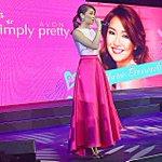 """Pretty in pink teen queen @bernardokath for the avon gala night."" kimiyap #AvonTeenQueen ???? http://t.co/0VlIzjC2HG"