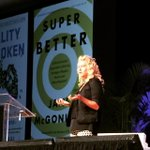 Jane McGonigal at #idpf #bea15 http://t.co/jJF0UMtE2Y