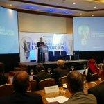 Inicia Congreso Ciudadanos Contra la Corrupción con la intervención de Monseñor Nicolás Thevenin nuncio apostólico. http://t.co/xDQRz4b5RB