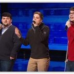 "VIDEO: 3 guys from AR make grand showing on NBC show ""Americas Got Talent"". Recap>> http://t.co/Z4SNvYQypm #kait8 http://t.co/A3GJE5PrRo"