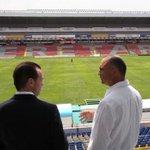 Augura @ppcalzada triunfo de @Club_Queretaro Blancos - http://t.co/pT60ynUETB http://t.co/EdO09pblmM