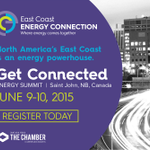 North America's east coast is an energy powerhouse; our combo of connections is vast. Join us at #ECEC2015 to discuss http://t.co/CfCUAaTFtA
