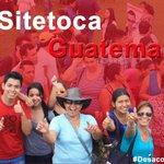 #Sitetoca Guatemala, por el derecho a pensar diferente @ManuelBaldizon http://t.co/X3NchBe0fe