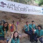 ¡La respuesta es Sí! #DíadelUniformeScout en la @uam_ve @Scoutcarabobo @scoutsvenezuela #Venezuela http://t.co/5tRCp5mzoX