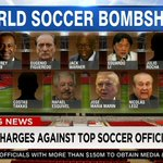 "Loretta Lynch on FIFA: ""They corrupted the business of worldwide soccer..to enrich themselves"" http://t.co/Y65xcOUcRL http://t.co/wqLpzluAlj"