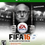 EXCLUSIVE: The cover for the FIFA 16 game has been revealed! #FIFA #FIFAarrests http://t.co/AwG8eHdtS7