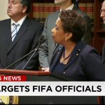 Lynch: U.S. to request extradition of #FIFA individuals in custody from Swiss authorities. http://t.co/qtCBylErNl http://t.co/9qKdDAsJJO