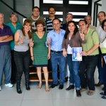 Retroalimentando nuestra propuesta con los comentarios-observaciones de los ciudadanos en Loma Dorada #JuntosPodemos http://t.co/PsPwhvpKJJ