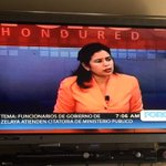 La abogada R Moncada en ALDANA ( HONDURED ) DEMUESTRA LEGALIDAD de la CUARTA URNA ..... http://t.co/rTyplKhYD8