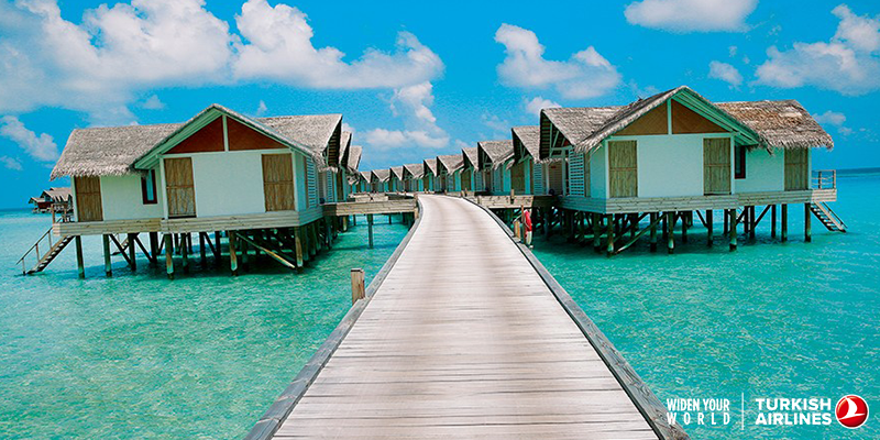 Join us on our journey of tranquility to The Maldives in our Skylife article!