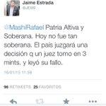 Aún recuerdo que en Ecuador se pudo dar el primer paso de sanear el fútbol del mundo @MashiRafael , pero no pasó nada http://t.co/CegcpGqUy5