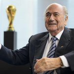 """Attorney General Lynch wont comment on Sepp Blatter, says the investigation is """"ongoing"""" http://t.co/QLNHctvv0R http://t.co/oadkK88Kwe"""