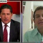 Fernando del Rincón entrevistó a Salvador Nasralla para hablar del IHSS. Esto dijo→ http://t.co/DE7LUUUpvR http://t.co/TimjKrz0gd