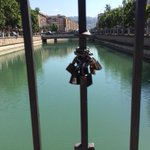 #Granada | http://t.co/qGXDF3c98K Candados del Genil http://t.co/EiMTMlr9ct