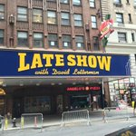 Last Call To Get A Selfie In Front Of David Lettermans Late Show Marquee http://t.co/zM61zznx7P http://t.co/gs3xYVenVv