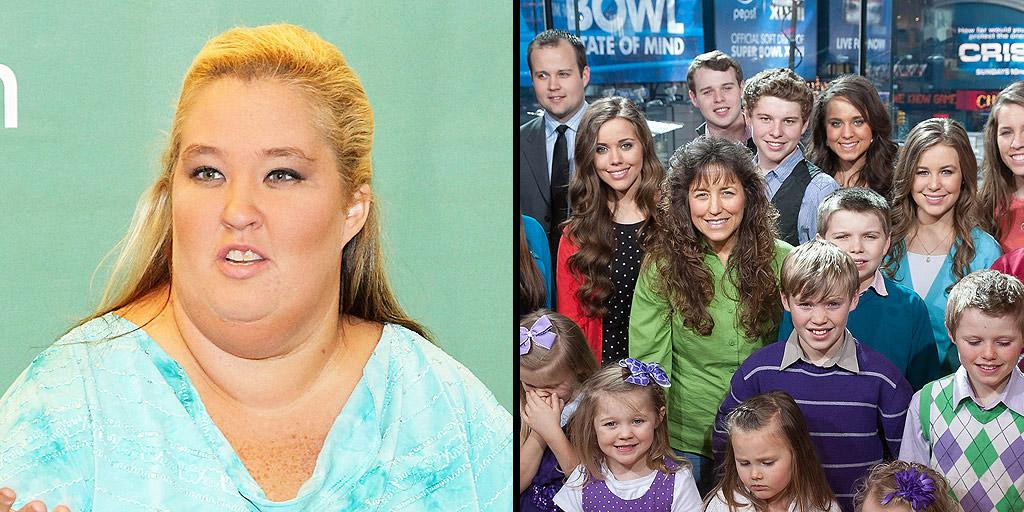 Mama June is mad about @TLC's