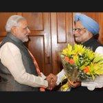 Agar Manmohan Singh ji @narendramodi Ji ko Milne unke ghar pe ja sakte hai to..... Kripya sentence pura karein.:)