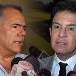 Óscar Álvarez y Salvador Nasralla suben de tono sus señalamientos ► http://t.co/gJBijD2mIj http://t.co/pKye4sCeg5