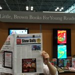 Front page news! Were revved up and ready for #BEA15. Come visit us at booth #2918! http://t.co/zv8Wd6XHCD