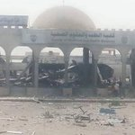 No more Faculty of Medicine and Health Sciences in Hodeida province. Saudi warplanes destroyed it. #Yemen http://t.co/FvHBR7iUKC