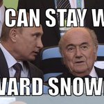 Guess we can add Russia to the list of places Sepp Blatter can hide when the charges on him drop: http://t.co/RWgYrbgIz7