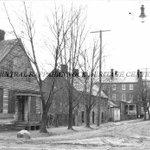 1924 Hanover St. between Sophia St. & Caroline St., Fredericksburg now demolished #FXBG #Virginia #history http://t.co/UfynCc3bzB