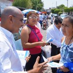Recorriendo y escuchando, me alimenta el alma para enriquecer las propuestas en beneficio del Querétaro que soñamos. http://t.co/85dbqcQGrU