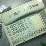 Vi a la mara pimpiando sus iPhone y pensé no me quedo atrás y pimpeo el teléfono de la oficina y #NoTeTocaBaldizon http://t.co/y2rLtVyVf6