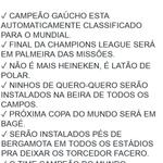 OS VÉIO DO @NovoSala JA TÃO FAZENDO CAMPANHA PRA EU SER PRESIDENTE DEPOIS DESSAS PROPOSTAS... http://t.co/XKnDQxivrR