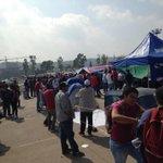 #Querétaro: Con acceso controlado, inicia venta de boletos para abonados que buscan lugar para Gallos y Santos. http://t.co/nU1zuiweQV