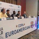 @FelipaoCaicedo y @sergio8gonzalez explican el orgullo #RCDE por disputar la #CopaEuroAmericana vs. @BarcelonaSCweb. http://t.co/E01yQUxzCt