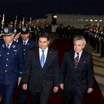 """El Pdte. @JuanOrlandoH dictará conferencia """"Honduras en la Senda hacia el Desarrollo"""" en Chile. http://t.co/ku2eXoBzbG"""