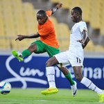FULL-TIME: Ghana 0-3 Zambia. Local Black Stars suffer 3-0 defeat to see Zambia through to the Plate final. #CosafaCup http://t.co/8w9uMlTvOa