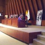 David Rosero escucha rendición de cuentas del Consejo de Participación Ciudadana, en Asamble @Expresoec http://t.co/XL73IVY3gL
