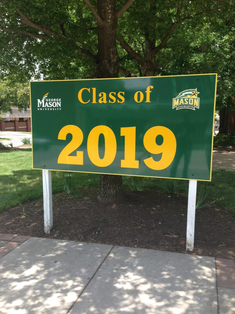 Guess what's up and ready for #GMU19?? Too hype! I'm so excited for you guys to come here! #GMU #Welcome2Mason http://t.co/nQTSCid06B