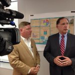 Asked Boozman & Crawford some important ?s about EPAs CO2 emissions mandate. Their answers on @Region8News at 10. http://t.co/x55vQ955fG