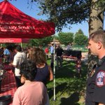 Were having a great time at the @HousingUW First Responder and Community Cookout at Eagle Heights! http://t.co/BVhiIW0vQc