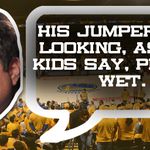 .@ESPNSteinLine said on @SportsCenter that Steph's jumper is good to go... http://t.co/DcRBBtGKxg