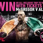 RT and follow @spin1038 for a chance to go to #McGregor v #Aldo in Vegas!! http://t.co/n94YdpySJx