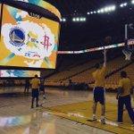 Warriors Game 5 tonight already feels larger than life. http://t.co/bM6DYy2rBp