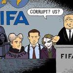#Fotos Los memes, tras el escándalo de la Fifa http://t.co/UxaBf6m9Od http://t.co/sythK9r5CA