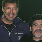 A Maradona le preguntaron por Tinelli y el 10 no tuvo pelos en la lengua. Terrible ▶ http://t.co/LbQwDCzuQh http://t.co/Ge3x68s0y6