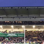 We are champions, we are in the Prem again, we are Worcester! @WorcsWarriors #wearewarriors #Iwasthere http://t.co/9FTGyZjBqD