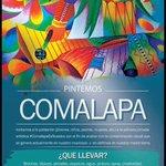 San Juan Comalapa, Chimaltenango, tierra de pintores se une a la campaña #PintaPintasYa este domingo 31 de mayo. http://t.co/UYFrpjSjXB