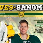 #IlvesSanomat 1/2015 -näköislehti julkaistu http://t.co/qxY8Vq0hup #Ilves #Liiga #Tampere http://t.co/5uUxex1DBL
