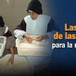 Clarisas empezarán producción de unas 250 mil hostias para ser repartidas en misa del Papa. http://t.co/zbSxCU1oz3 http://t.co/oZs7ebWw8a