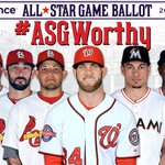 4 @Cardinals lead the charge in first @Esurance #ASG NL ballot update: http://t.co/e6k5yq0smH #ASGWorthy http://t.co/0O178Rlhy6